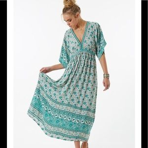 Spell & The Gypsy Collective Koombi Maxi Dress